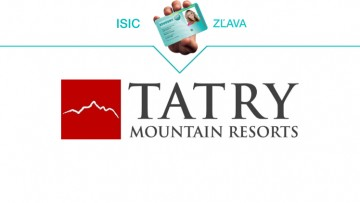 tatry mountain resorts isic zlava
