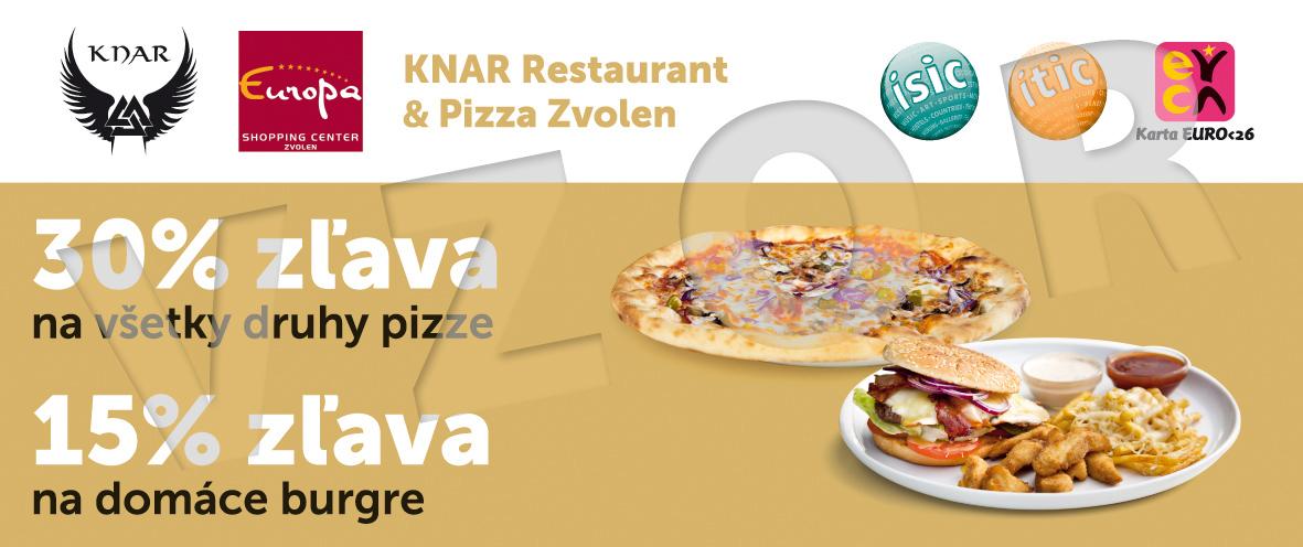 Zlava na pizzu