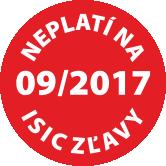 Znamka NO ISIC 092017
