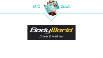 bodyworld isic zlava