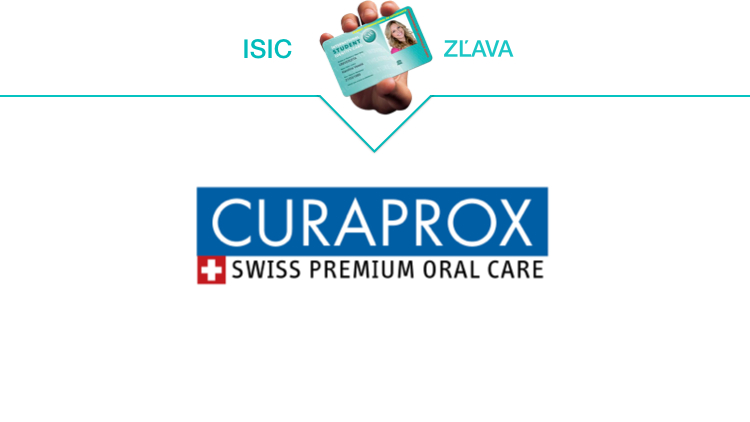 curaprox isic zlava