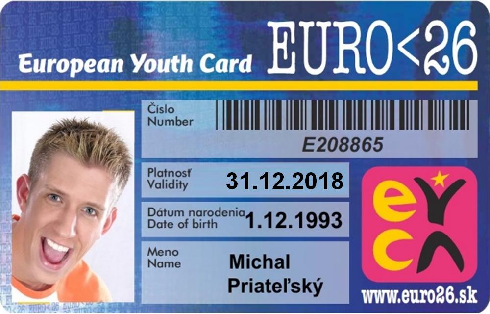 d8708cf40 Karta EURO<26 ti ponúka viac ako 50.000 zliav a benefitov na Slovensku a v  38 krajinách Európy.